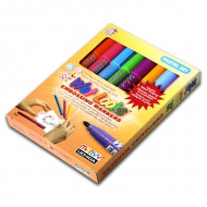 Набор маркеров Marvy Wet Looks Pastel для эмбоссинга и скрапбукинга, 1-1,5 мм, 8 шт.