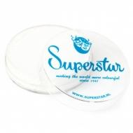 Профессиональный аквагрим SuperStar, 16г, 161 белый для линий