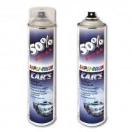 Лак акриловый бесцветный Car's DUPLI-COLOR для защиты окрашенных поверхностей, аэрозоль, 600 мл