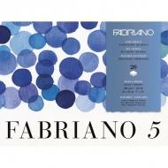 Альбом-склейка для акварели Disegno 5 Fabriano, 20 листов, 300 г/м2, 26х36см