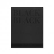 Альбом-склейка BlackBlack FABRIANO черная бумага 300г/м2, А4, 20 листов