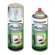 Аэрозольная краска Specialty Metallic RUST-OLEUM яркий металлик, 312 г, в ассорт.
