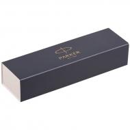 """Ручка-роллер Parker """"Urban NightSky Blue CT"""" черная, 0,8мм, подарочная уп."""