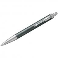 """Ручка шариковая Parker """"IM Premium Green CT"""" синяя, 1,0мм, кнопочн., подар. уп."""