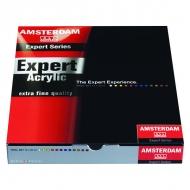 Набор акриловых красок Royal Talens Amsterdam Эксперт, 12 цветов по 20 мл