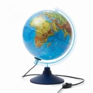 Глобус GLOBEN Ке012500191 Физико-политический с подсветкой 250 Евро