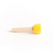 Кисть-губка круглая 30 мм, Малевичъ