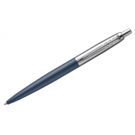 """Ручка шариковая Parker """"Jotter XL Blue CT"""" синяя, 1,0мм, кнопочн., подар. уп"""