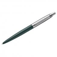 """Ручка шариковая Parker """"Jotter XL Green CT"""" синяя, 1,0мм, кнопочн., подар. уп"""