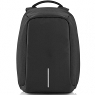 Рюкзак-антивор с USB черный