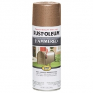 Антикоррозийная краска-эмаль с молотковым эффектом Stops Rust Hammered Spray Rust-Oleum, аэрозоль, 312 г