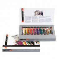Набор водорастворимых масляных красок Cobra Artist Royal Talens, 10 цветов