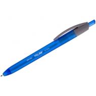 """Ручка шариковая автоматическая Milan """"Dry-gel"""" синяя, 0,7мм"""