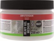 Медиум гель для акрила Royal Talens Amsterdam (020) Прочный Матовый 250мл