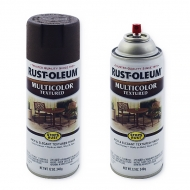 Эмаль антикоррозийная текстурная Rust-Oleum Multicolor Textured Spray для металла, пластика, дерева, аэрозоль 340г