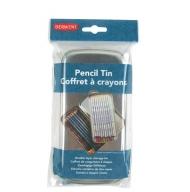 Пенал металлический Derwent Pencil Tin для карандашей и др. графических материалов