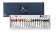 Набор акварельных красок в тубах Water Color Pro ShinHanart, 20 цветов по 12 мл