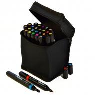 Набор маркеров Potentate Bag 24 цвета (на спиртовой основе)