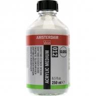 Медиумы для акрила Amsterdam Royal Talens глянцевый и матовый, 250мл