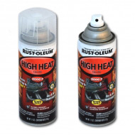 Эмаль термостойкая до 1093°С Specialty High Heat RUST-OLEUM, 340 г
