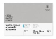 Альбом для акварели Winsor&Newton Classic 300г, 10*15см, 15л Фин, открытки
