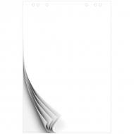 Блокнот для флипчарта OfficeSpace, размер 67,5 на 98 см, 10 л., белый
