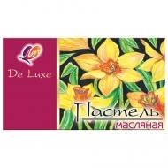 """Пастель масляная художественная Луч """"Люкс"""", 18 цветов, трехгранное сечение"""