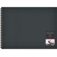 Блокнот для зарисовок Fabriano Sketch Book 110г/м.кв 29,7x42см мелкозернистая 80л (ландшафт) спираль по короткой стороне