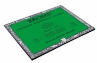 Блок для акварели Arches 300г/кв.м (хлопок) 46*61см 20 листов Фин, склейка