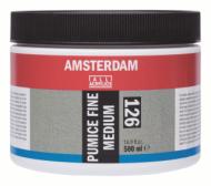 Медиум Royal Talens Amsterdam (126) для придания мелкозернистой структуры 500мл