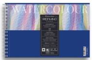 Альбом для акварели Fabriano Watercolour Studio 300г/кв.м (25%хлопок) 13,5x21см Фин 12л спираль по короткой стороне