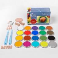 Набор художественной ультрамягкой пастели PanPastel «Painting», 20 цветов, инструменты