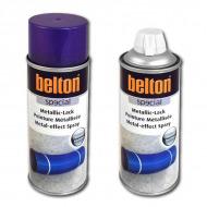Краска с эффектом металлик BELTON для любых поверхностей, аэрозоль, 400 мл