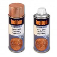 Краска хром-эффект BELTON для любых поверхностей, цвет медный, аэрозоль, 400 мл
