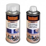 Смывка краски BELTON Basic, аэрозоль, 400 мл