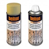 Антикоррозийный грунт BELTON Basic для поверхностей из металла, бежевый, аэрозоль, 400 мл