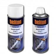 Акриловая краска по ржавчине 2 в 1 BELTON Special, аэрозоль, 400 мл