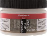Грунт Royal Talens Amsterdam Gesso прозрачный 250мл