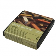 Набор сангины Rembrandt Royal Talens, 6 цветов в картонной коробке
