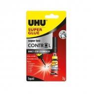 Секундный универсальный клей UHU Super Glue 3 мл