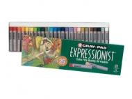 Набор масляной пастели Sakura Cray-Pas Expressionist 25 цветов