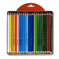 Художественные цветные карандаши «Пейзаж» Koh-I-Noor POLYCOLOR набор «Landscape», 24 цв.