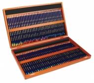 Набор акварельных карандашей Derwent Inktense 72 цвета в дерев.упак