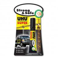 """Универсальный клей UHU """"Strong & Safe"""" для любых поверхностей, 7 г"""