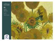 Блок для акварели Royal Talens Van Gogh National Gallery 300г/кв.м (целлюлоза) 30х40см 12л склейка по 4 сторонам