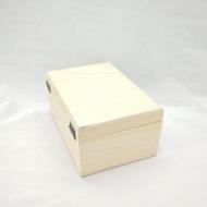 Заготовка Timberlicious деревянная для декорирования шкатулка 18х12х8см