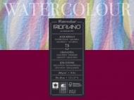 Альбом для акварели Fabriano Watercolour Studio 200г/кв.м (25%хлопок) 30x40см Фин 75л склейка по 1 стороне