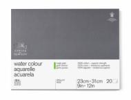 Блок для акварели Winsor&Newton Professional 300г, хлопок, 23*31см 20л Торшон