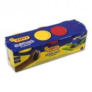 Паста для лепки Blandiver JOVI для детского творчества, 3 цвета