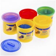Паста для лепки Blandiver JOVI для детского творчества, 5 цветов